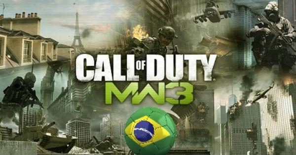 Tradução Call of Duty Modern Warfare 3